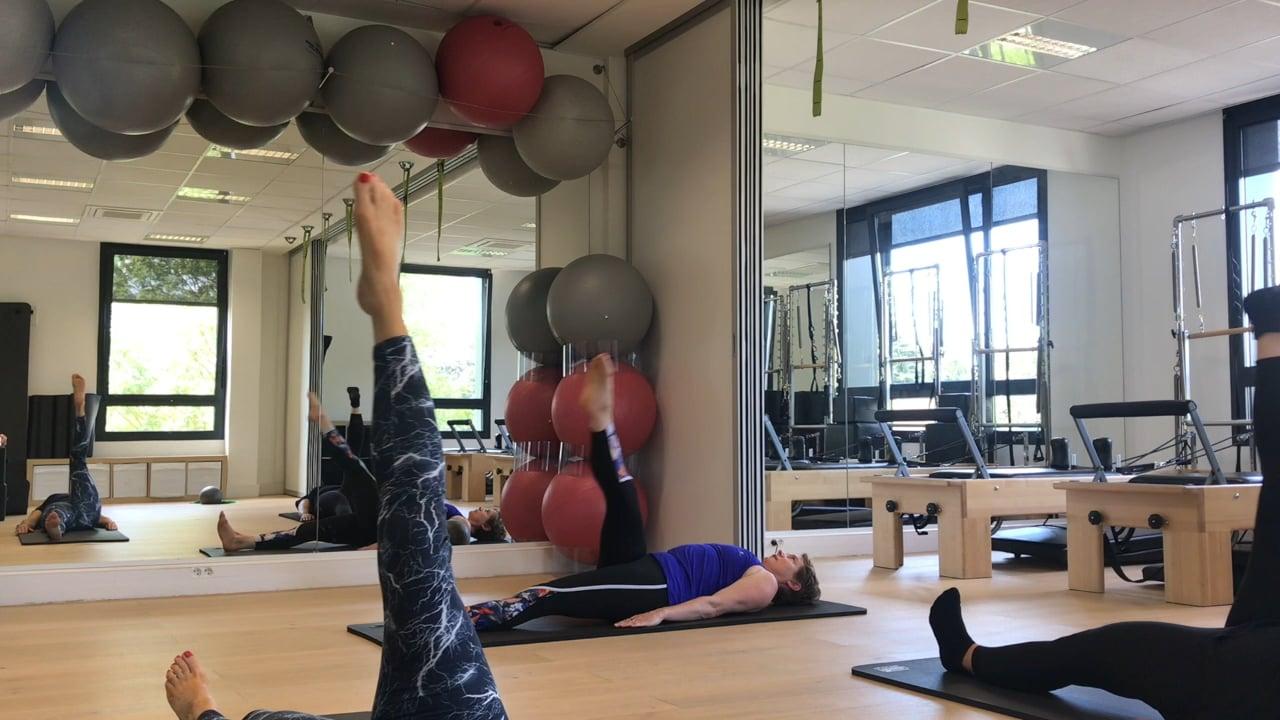 Pilates en vacances- Mat session